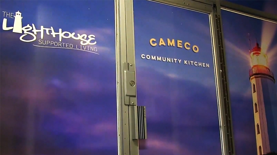 Cameco Community Kitchen Opens at The LighthouseRelated LinksShareMenu